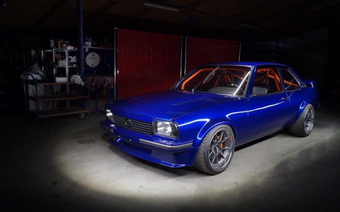 Opel Ascona… L6. Ca doit remuer du cul !
