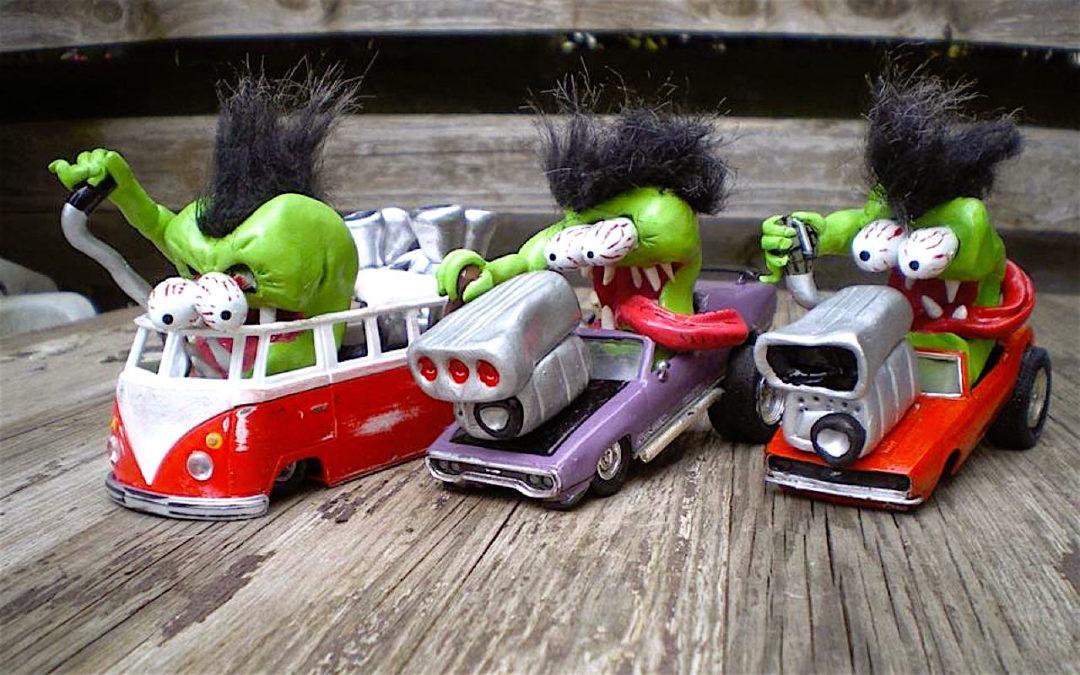 #Petrolhead : Funny Monsters – Délire !