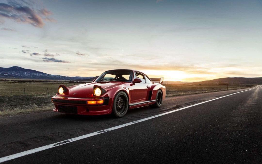 Porsche 911 Ruf BTR … 700 ch pour le diable !
