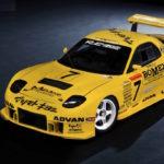 Engine Sound : Re Amemiya Mazda RX7 GT300... Gran Turismo Legend
