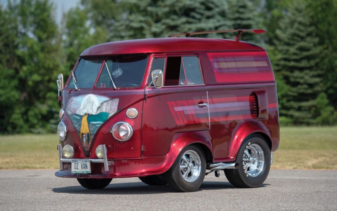 '63 VW Combi Shorty – Microbus Custom !