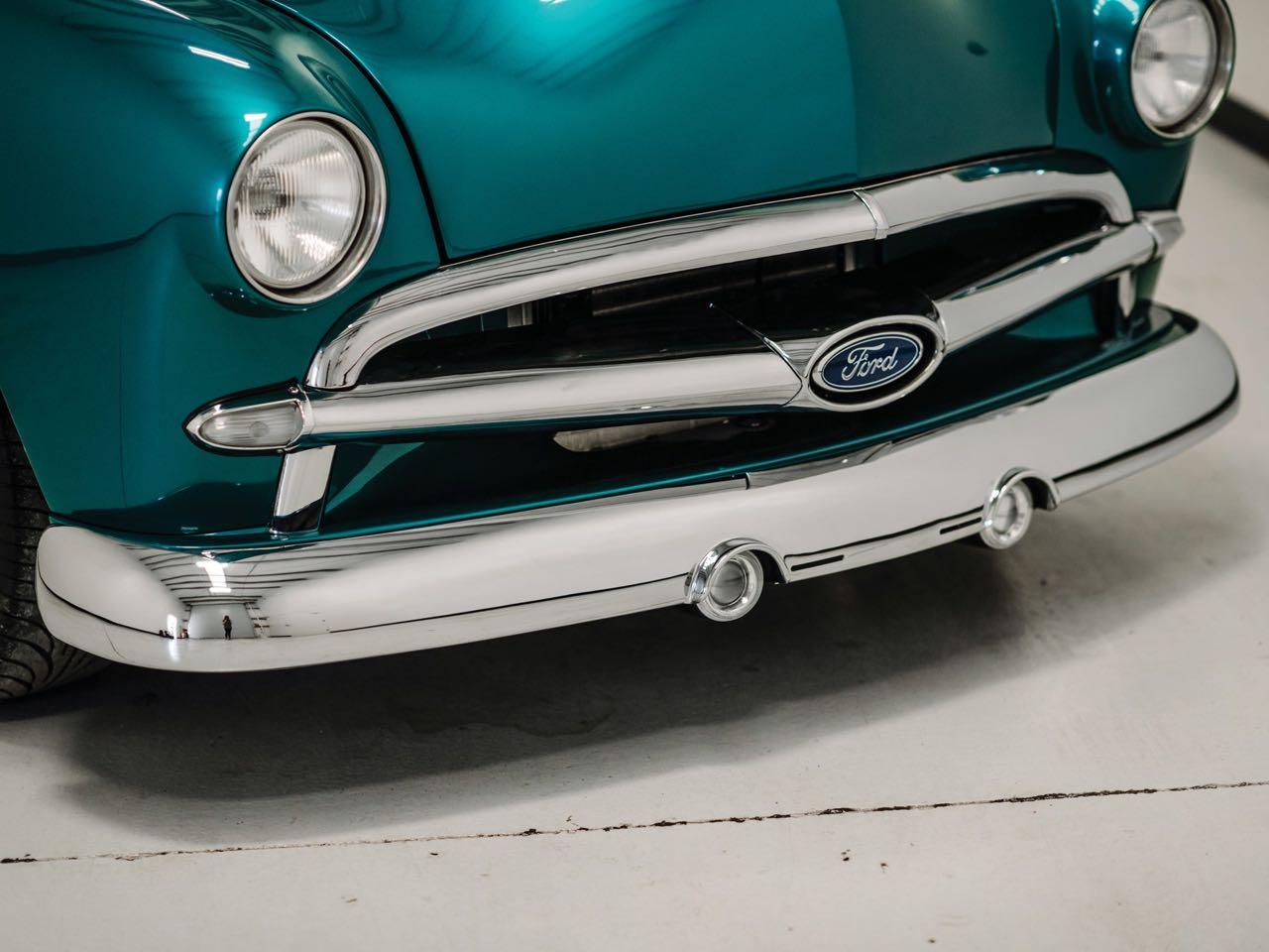 """'50 Ford Station Wagon Custom Woodie... """"Envy"""" de bois et d'acier ! 2"""