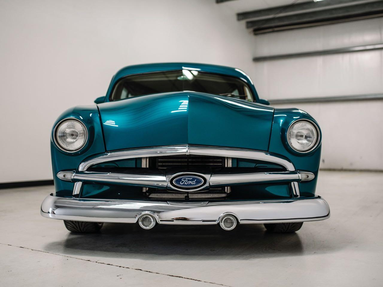 """'50 Ford Station Wagon Custom Woodie... """"Envy"""" de bois et d'acier ! 4"""