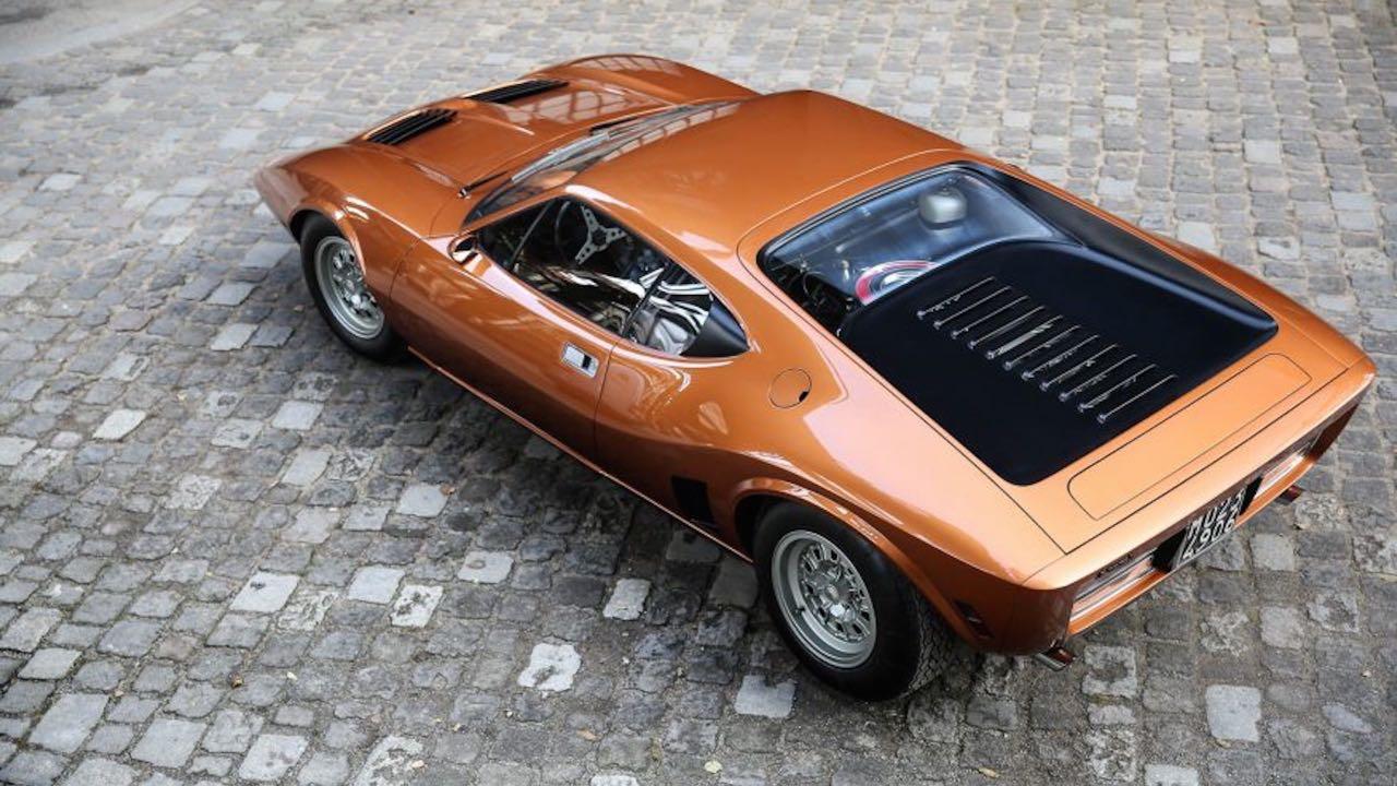 AMC AMX/3... La plus européenne des américaines ! 17