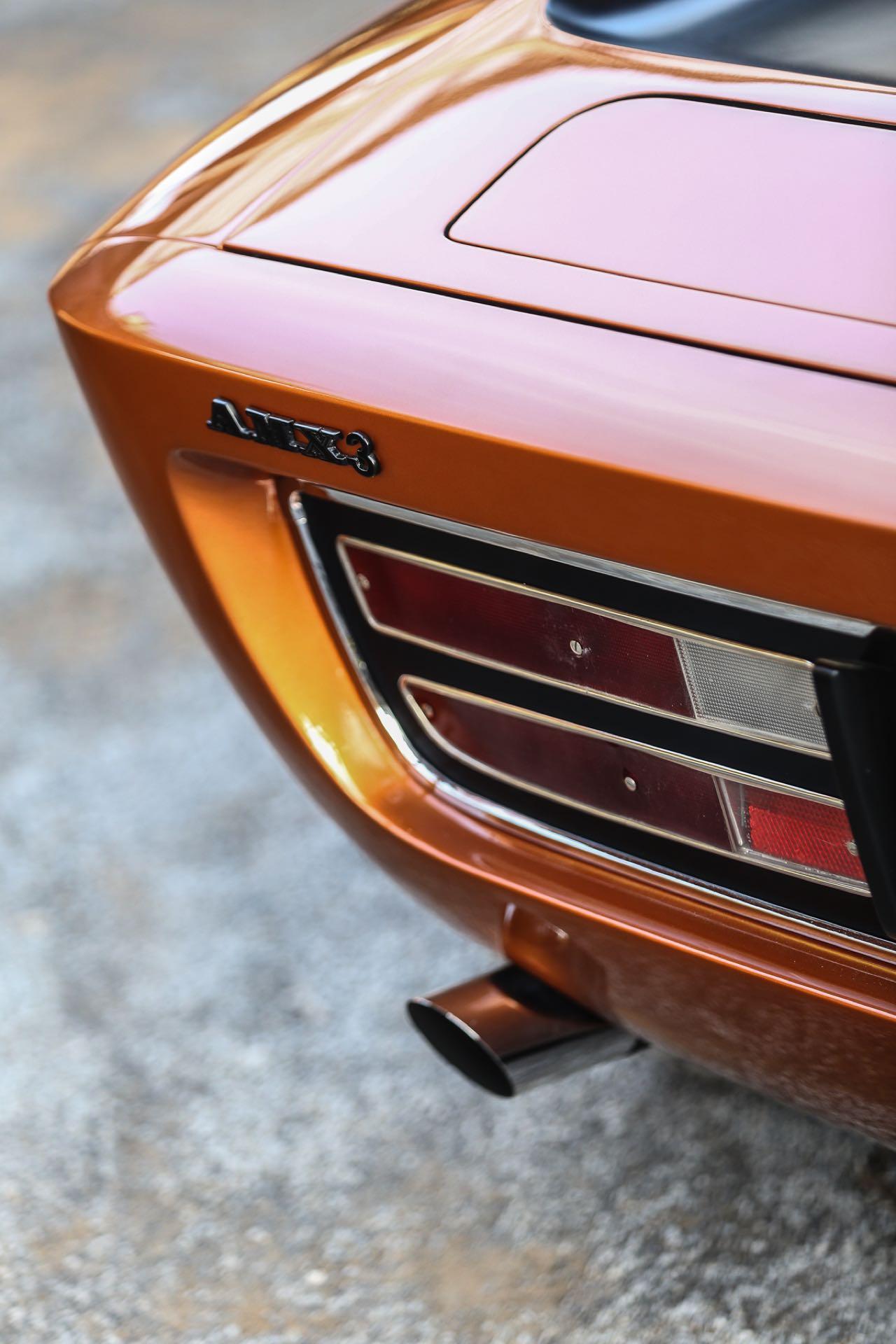 AMC AMX/3... La plus européenne des américaines ! 21