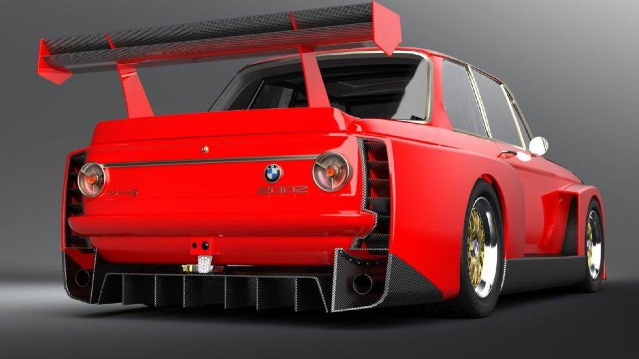 BMW 2002 Gruppe5 Motorsport - 800 ch dans la mamie ! 4