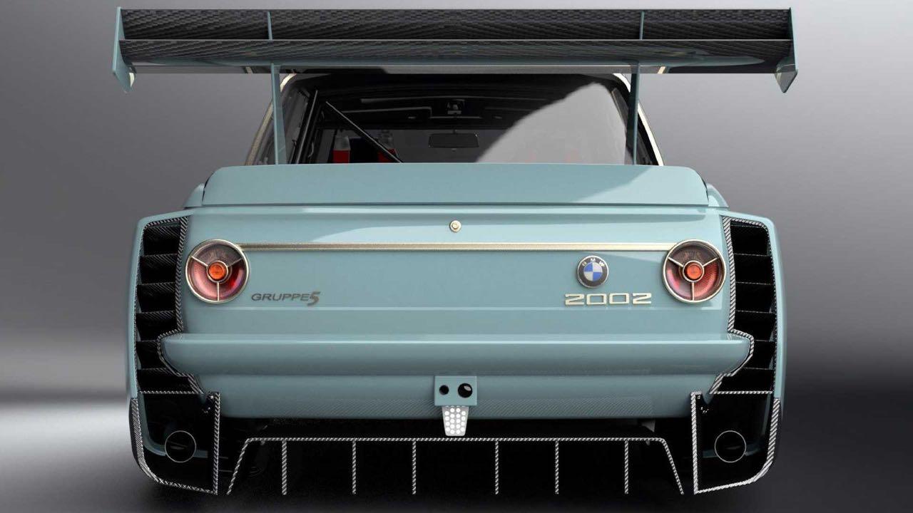 BMW 2002 Gruppe5 Motorsport - 800 ch dans la mamie ! 10