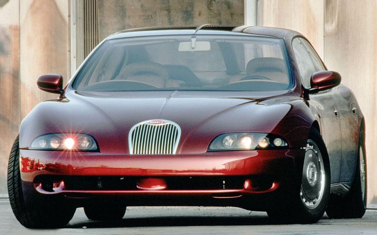 Bugatti EB112... Il était deux fois ! 17