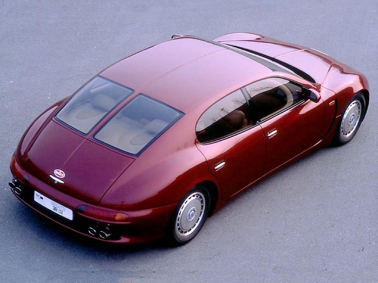 Bugatti EB112... Il était deux fois ! 3