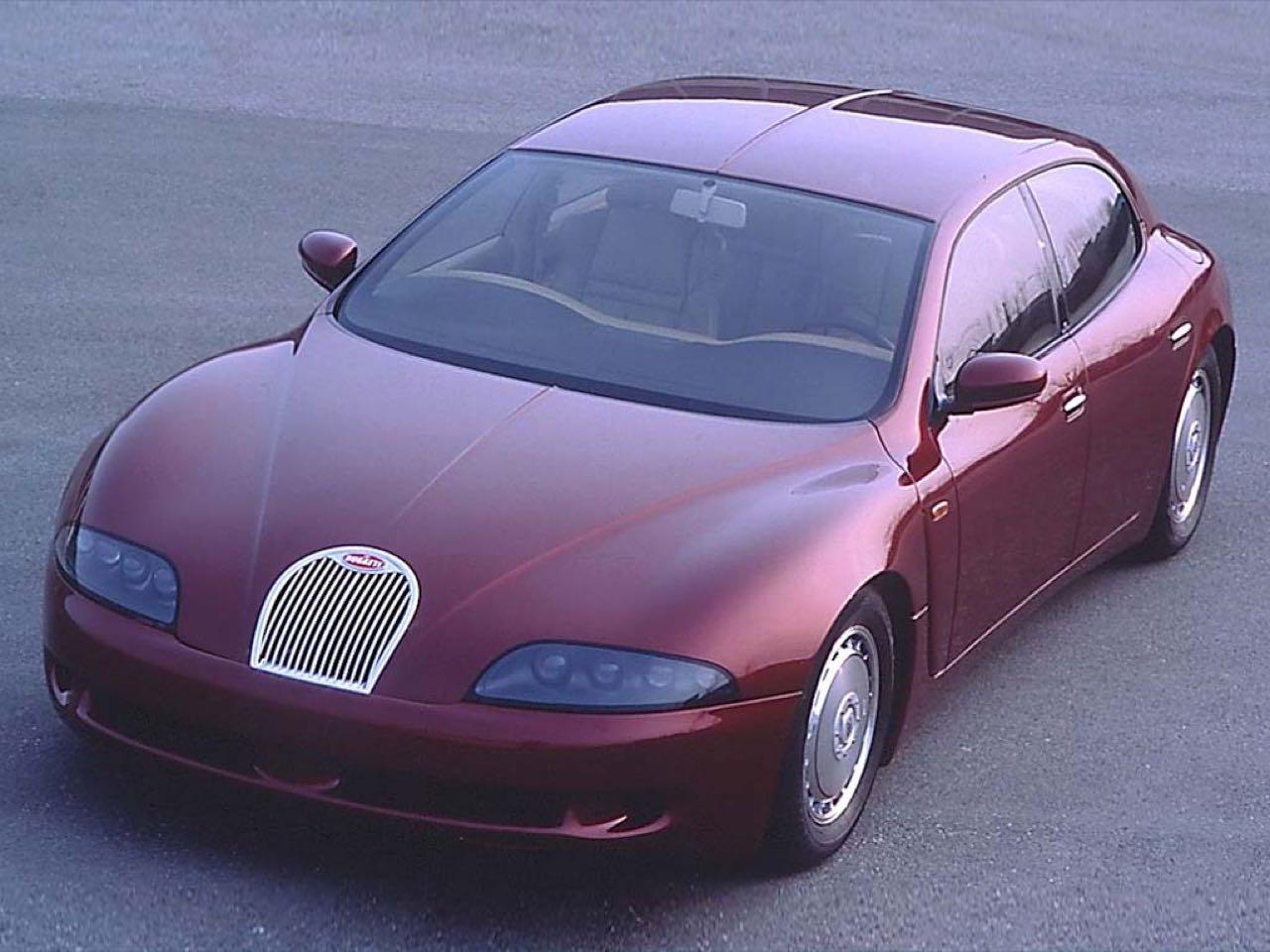 Bugatti EB112... Il était deux fois ! 2