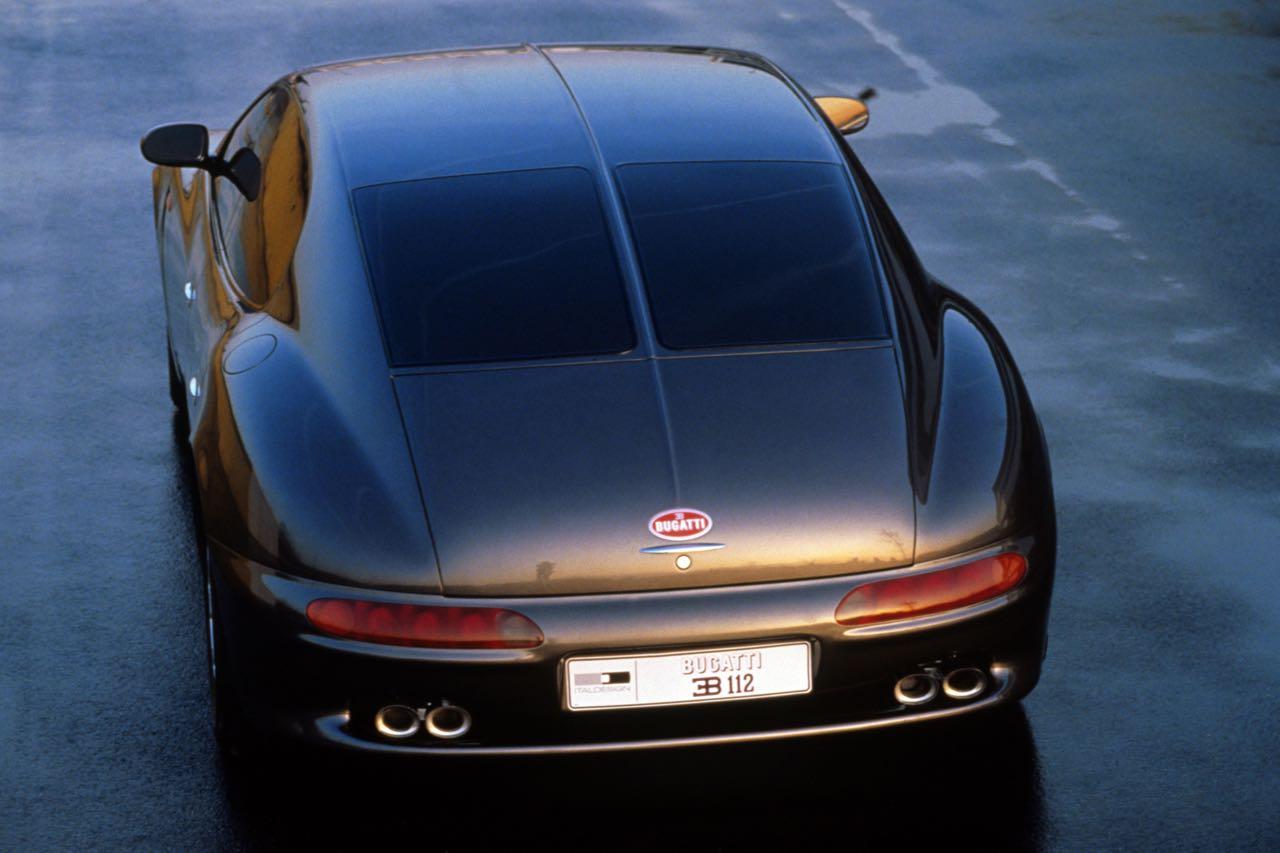 Bugatti EB112... Il était deux fois ! 11