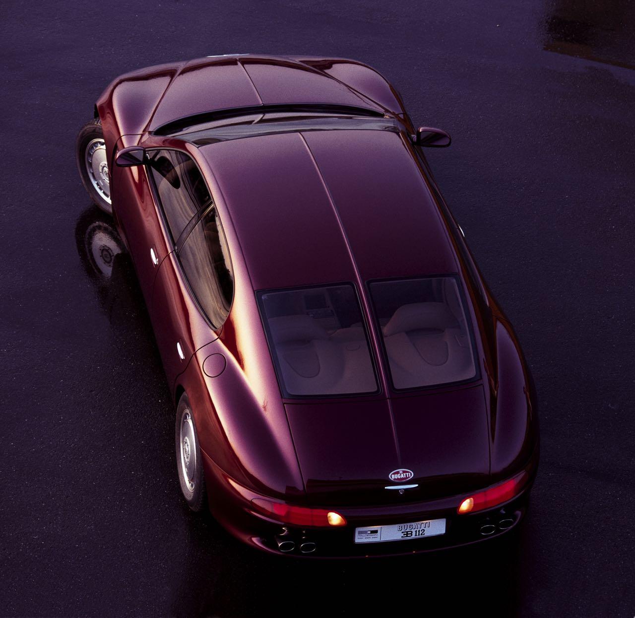 Bugatti EB112... Il était deux fois ! 1