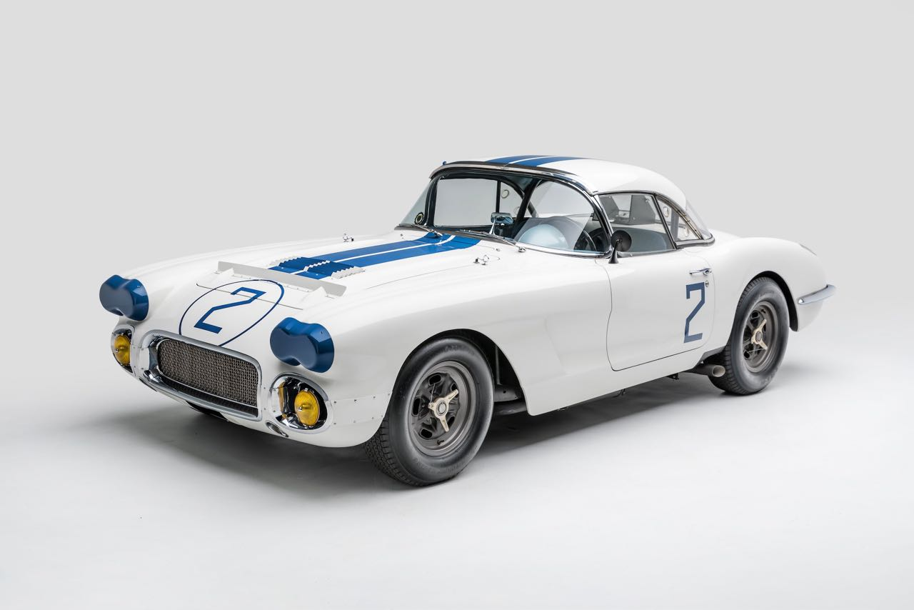 '60 Corvette C1... Les V8 débarquent aux 24h du Mans ! 4