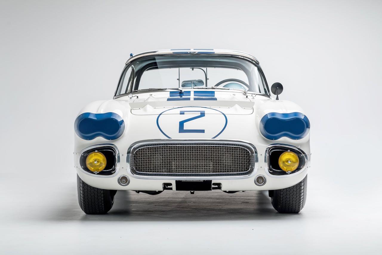 '60 Corvette C1... Les V8 débarquent aux 24h du Mans ! 2