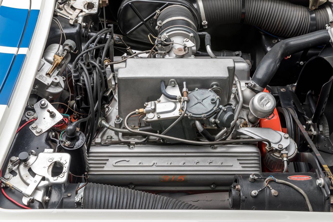 '60 Corvette C1... Les V8 débarquent aux 24h du Mans ! 12