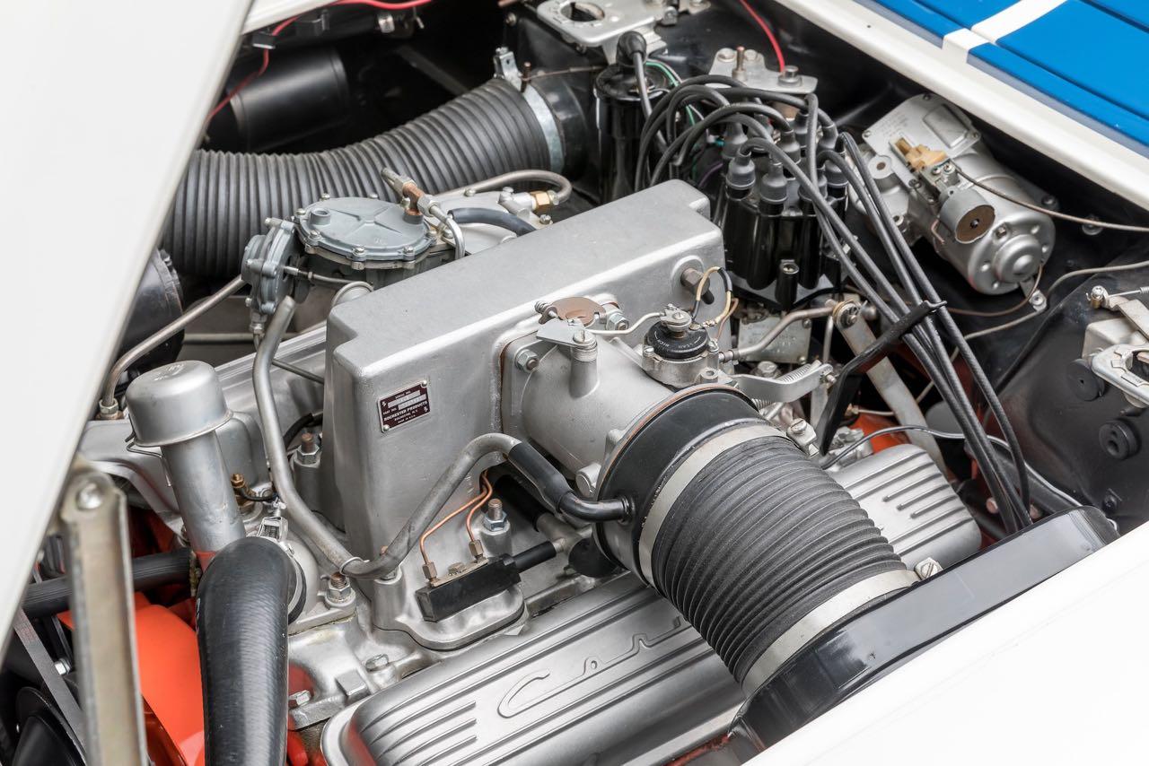 '60 Corvette C1... Les V8 débarquent aux 24h du Mans ! 11