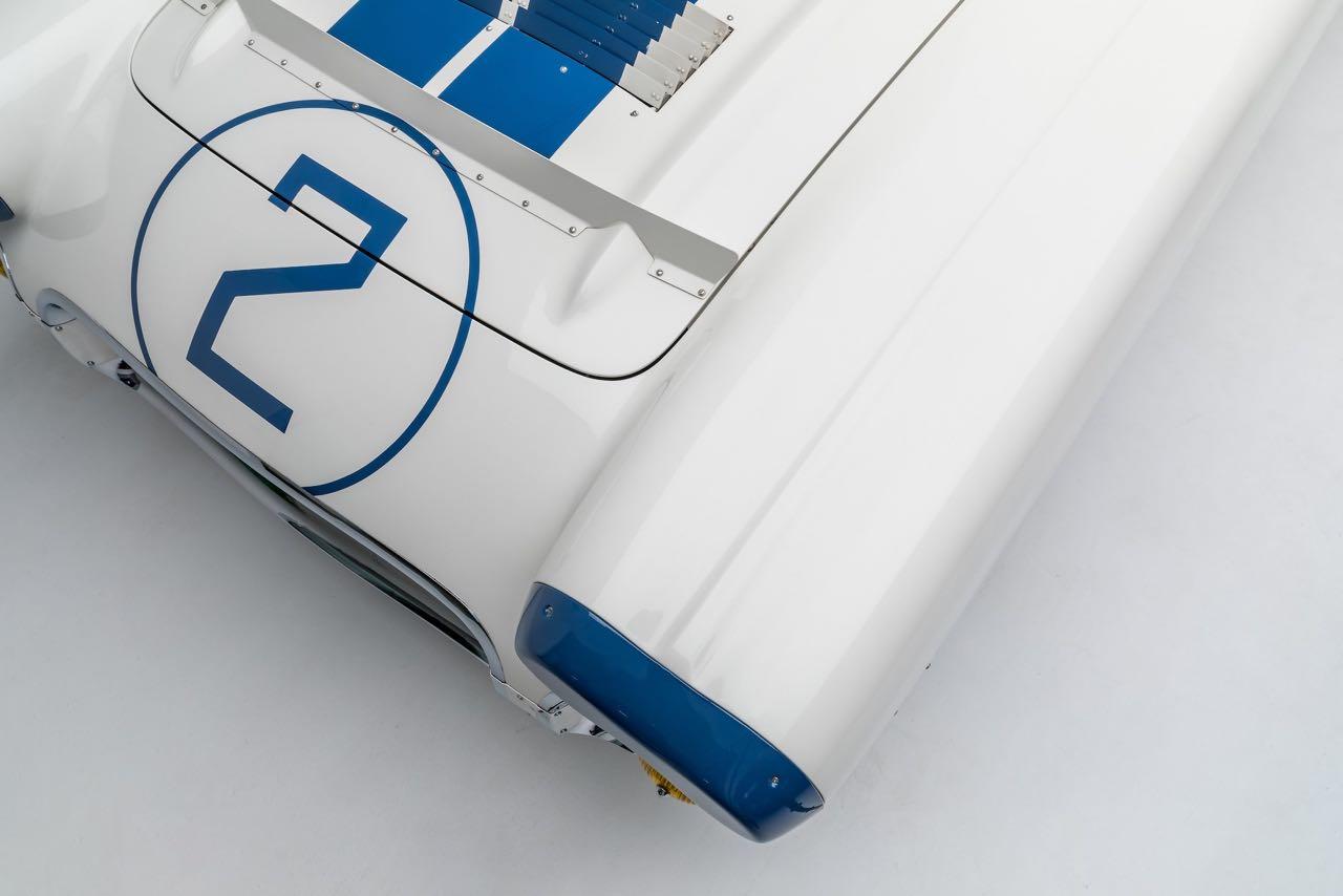 '60 Corvette C1... Les V8 débarquent aux 24h du Mans ! 1
