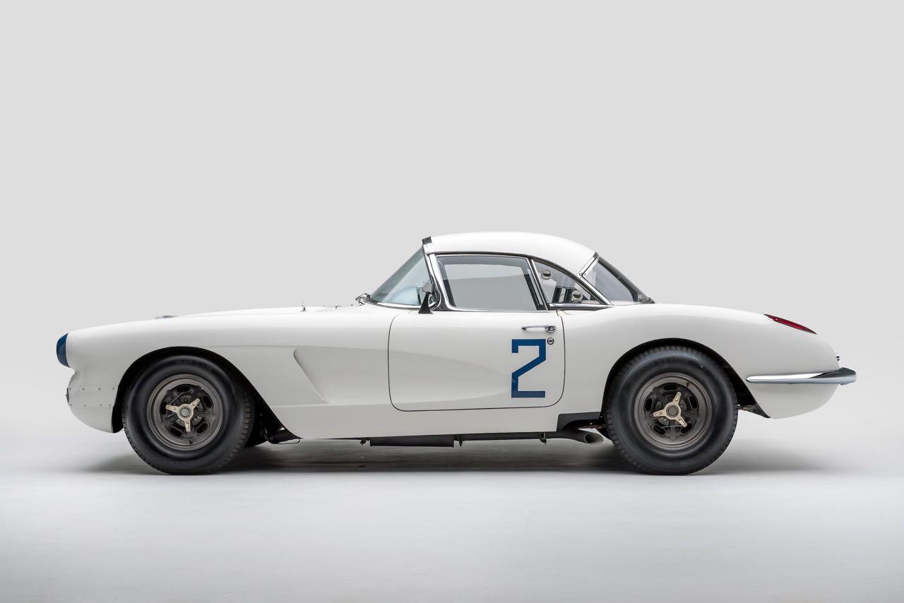 '60 Corvette C1... Les V8 débarquent aux 24h du Mans ! 10