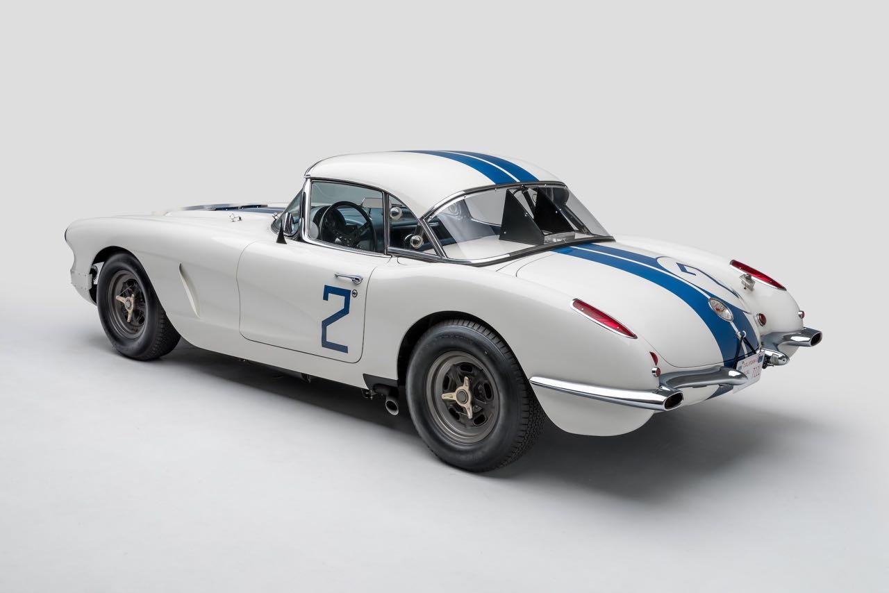 '60 Corvette C1... Les V8 débarquent aux 24h du Mans ! 9