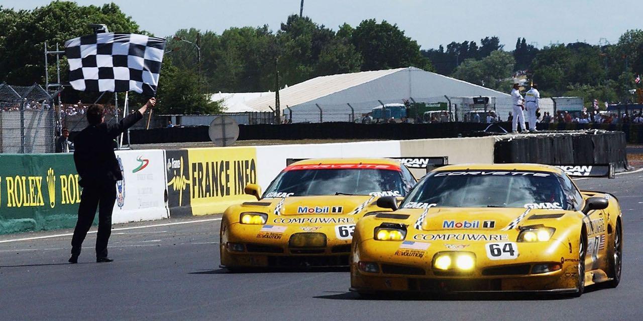 '60 Corvette C1... Les V8 débarquent aux 24h du Mans ! 20