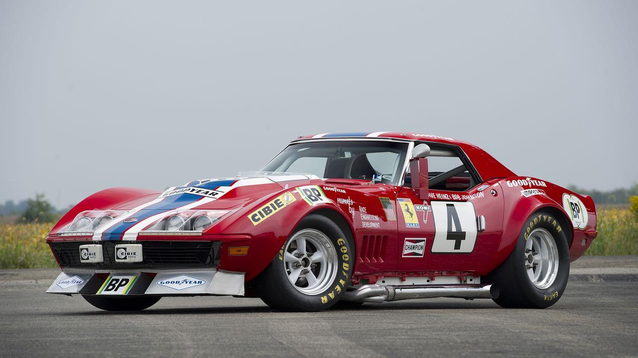 '60 Corvette C1... Les V8 débarquent aux 24h du Mans ! 19