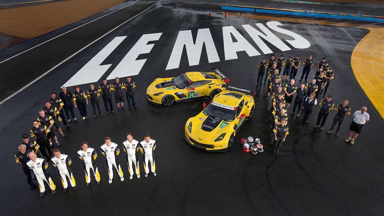 '60 Corvette C1... Les V8 débarquent aux 24h du Mans ! 17
