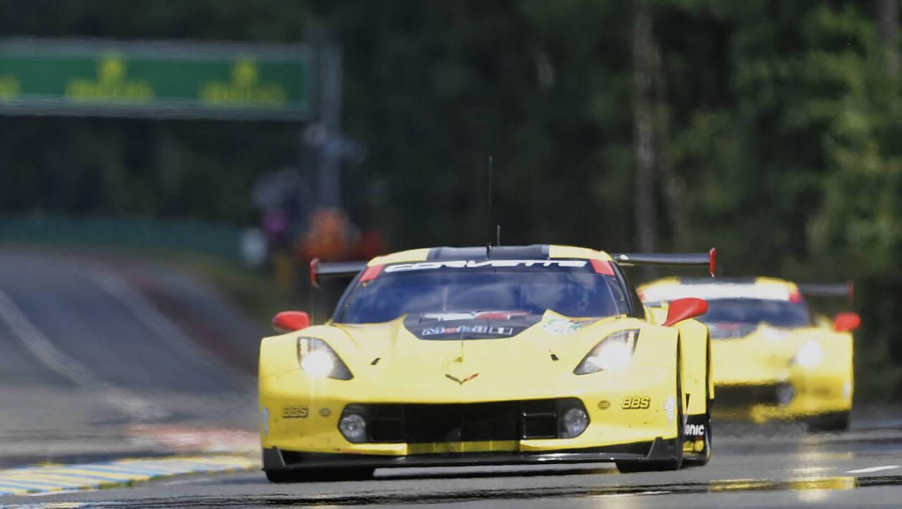 '60 Corvette C1... Les V8 débarquent aux 24h du Mans ! 25
