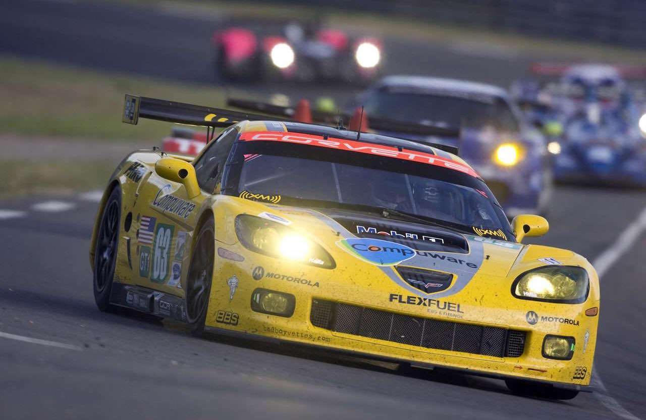'60 Corvette C1... Les V8 débarquent aux 24h du Mans ! 23