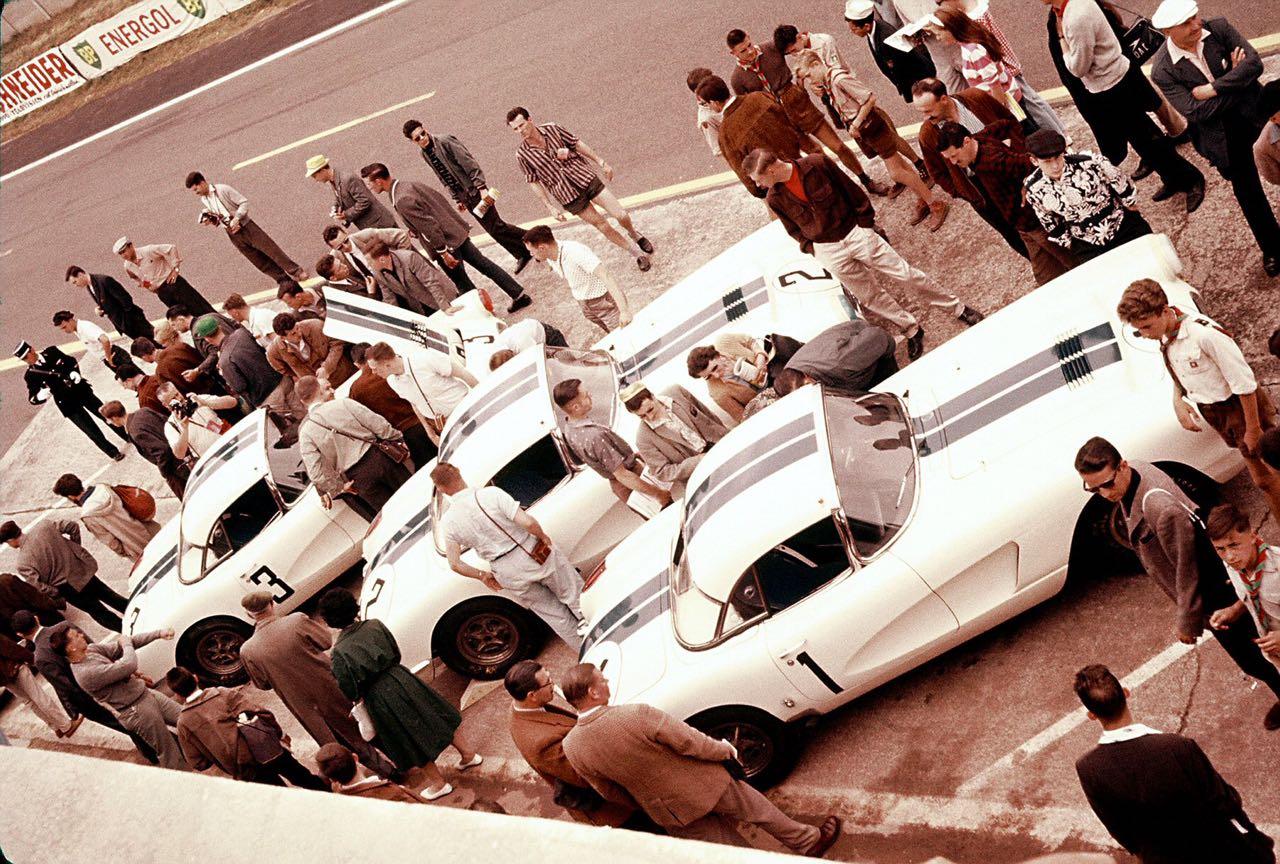 '60 Corvette C1... Les V8 débarquent aux 24h du Mans ! 15