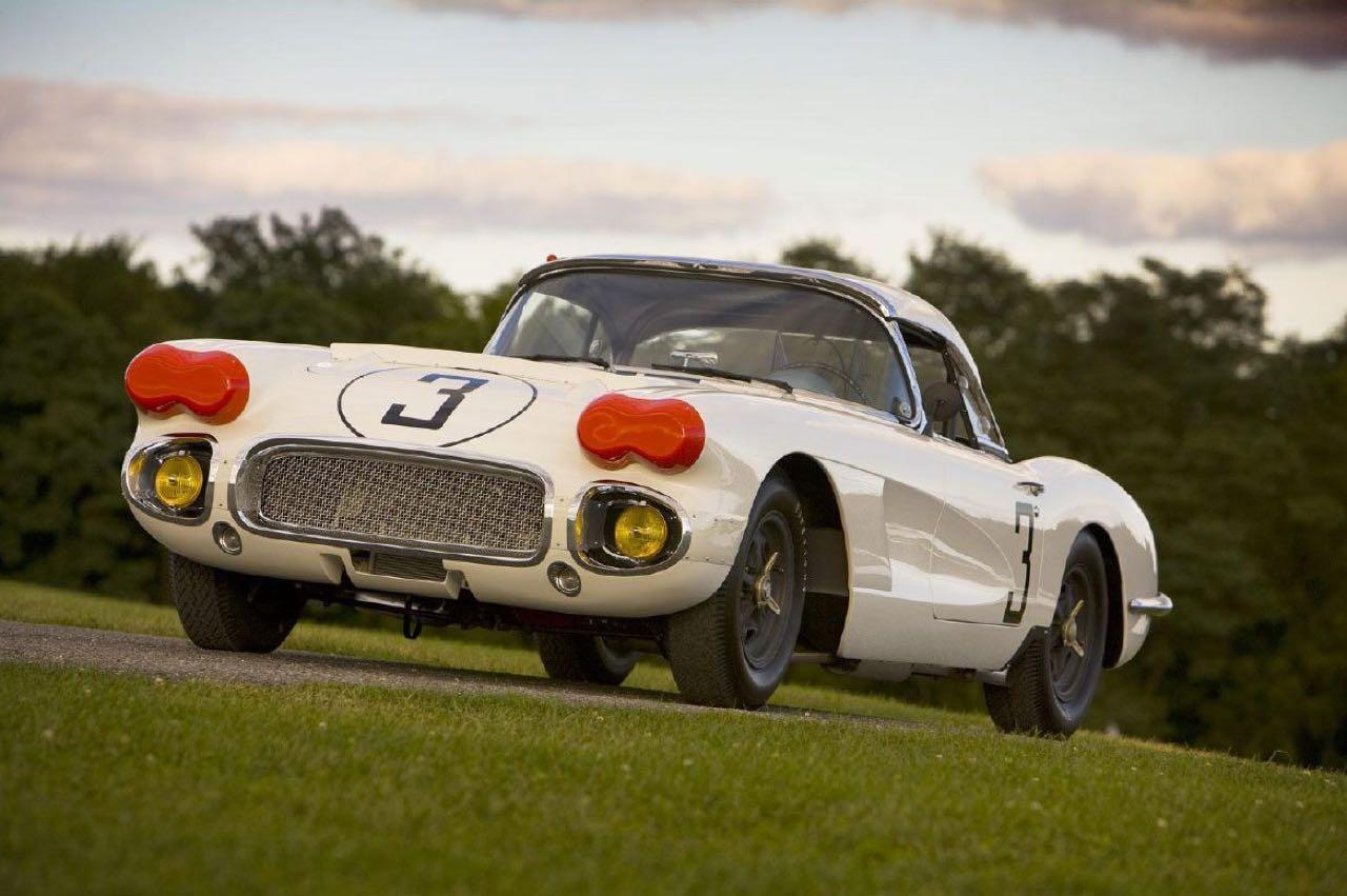 '60 Corvette C1... Les V8 débarquent aux 24h du Mans ! 18