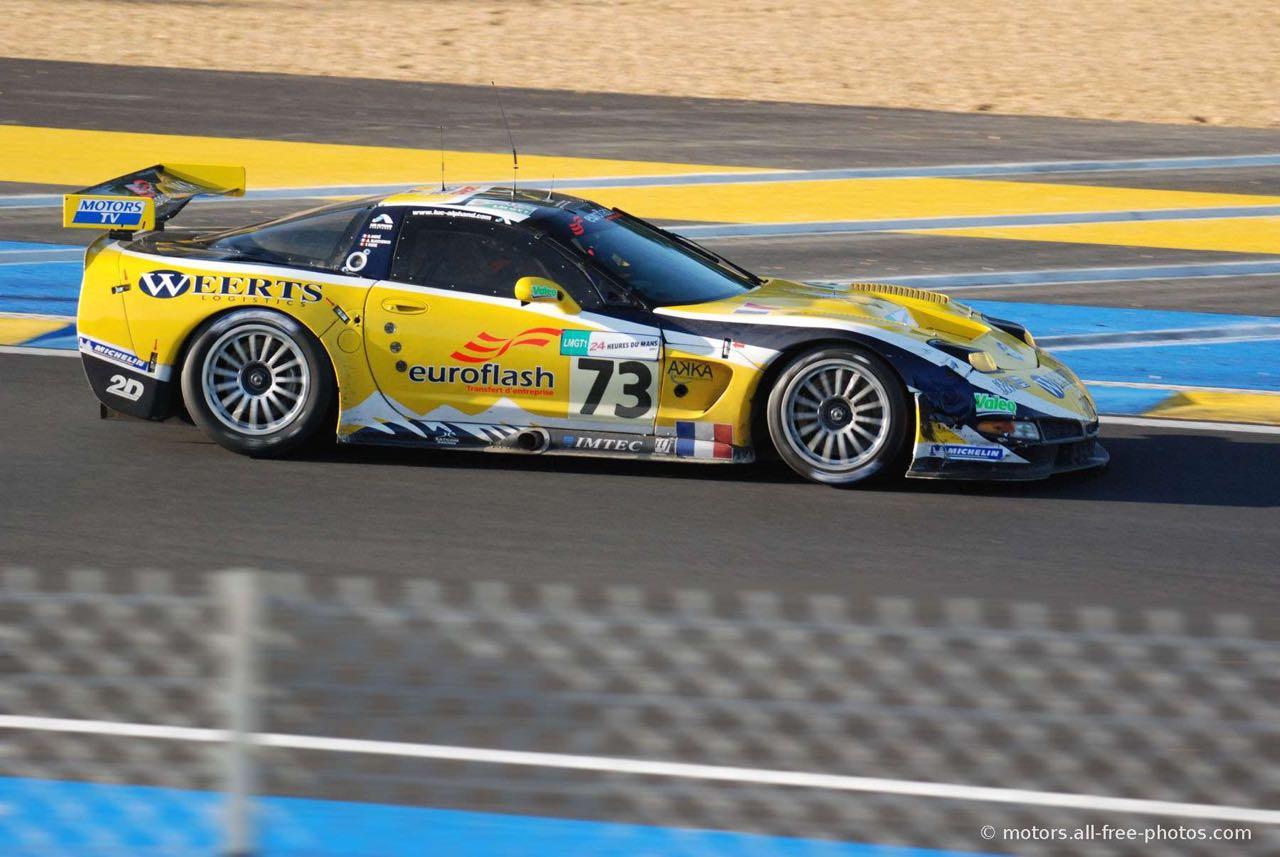 '60 Corvette C1... Les V8 débarquent aux 24h du Mans ! 21