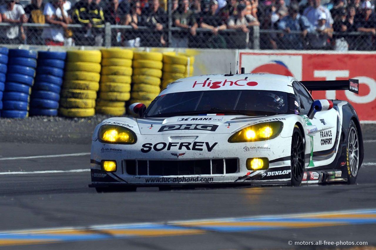 '60 Corvette C1... Les V8 débarquent aux 24h du Mans ! 22