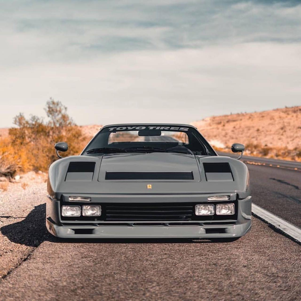 Ferrari 328 BB3X8 FDP par Casil Motors... Drôle de nom pour une tuerie ! 4
