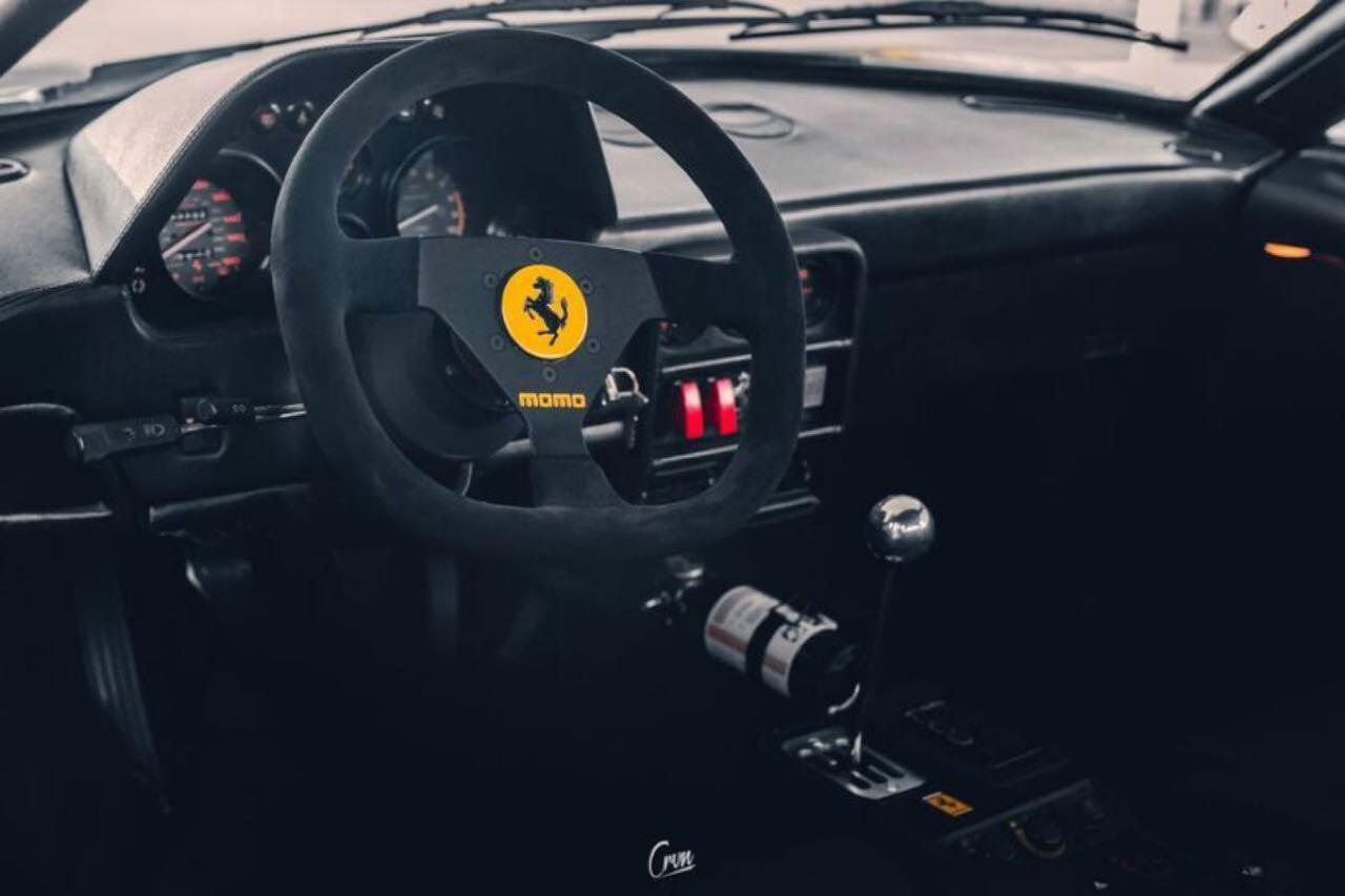 Ferrari 328 BB3X8 FDP par Casil Motors... Drôle de nom pour une tuerie ! 13