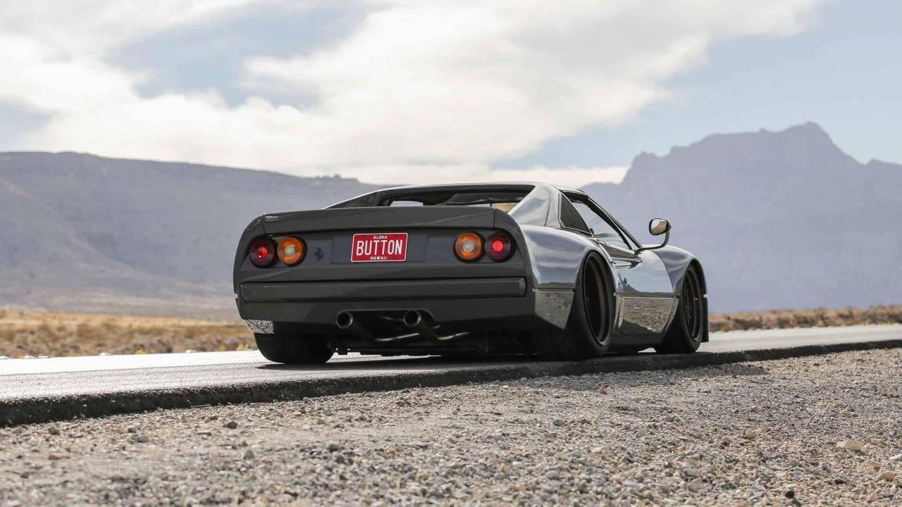 Ferrari 328 BB3X8 FDP par Casil Motors... Drôle de nom pour une tuerie ! 18