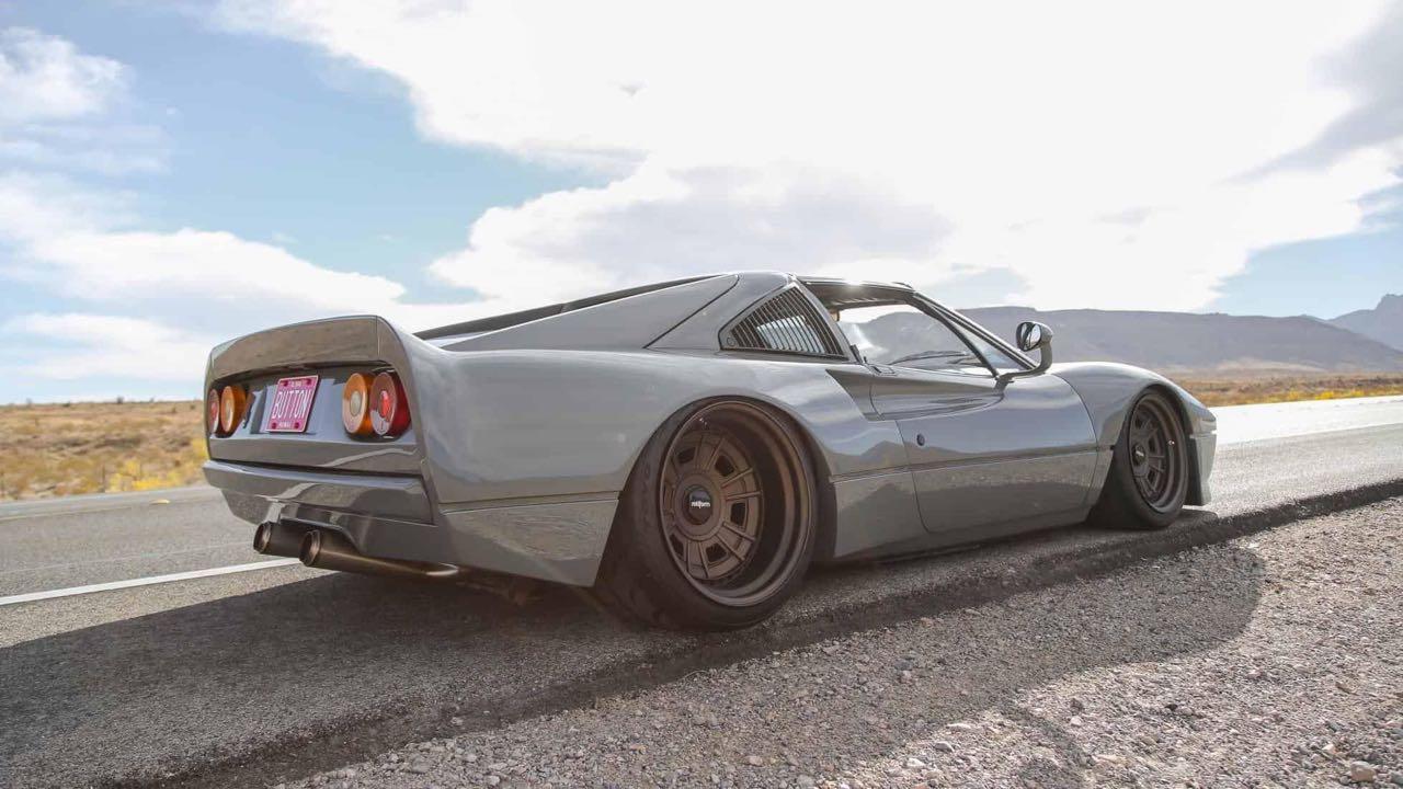 Ferrari 328 BB3X8 FDP par Casil Motors... Drôle de nom pour une tuerie ! 14