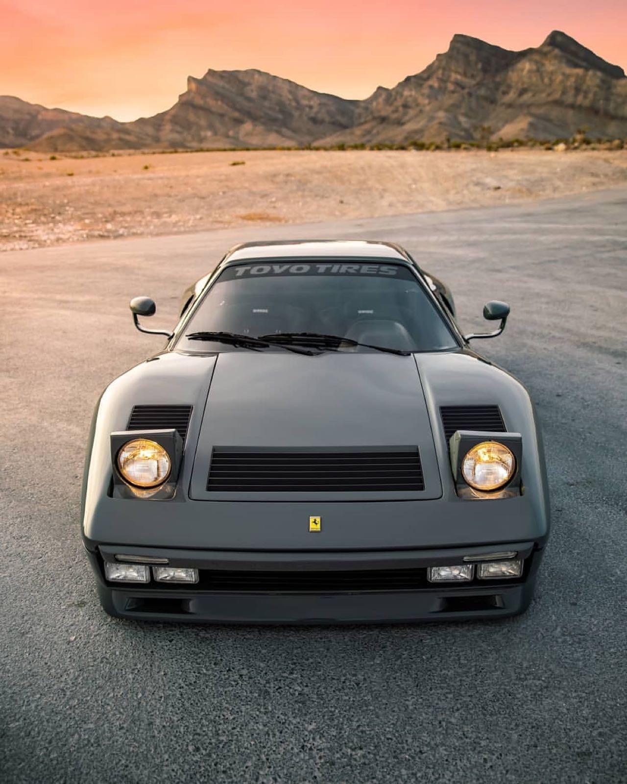 Ferrari 328 BB3X8 FDP par Casil Motors... Drôle de nom pour une tuerie ! 1