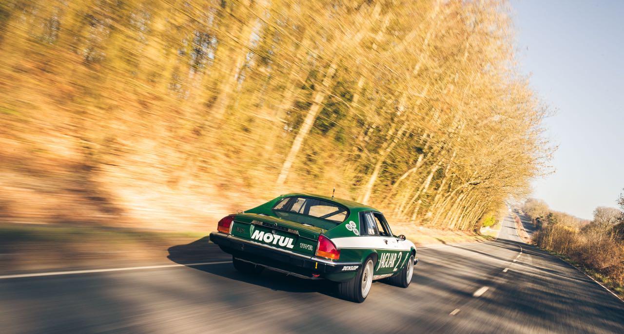 Jaguar XJS TWR... Un V12 dans la course ! 20