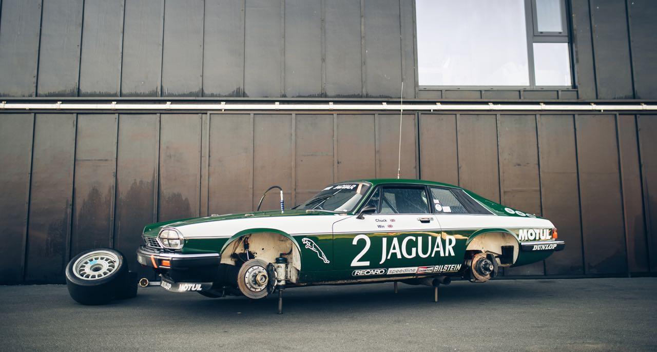 Jaguar XJS TWR... Un V12 dans la course ! 19