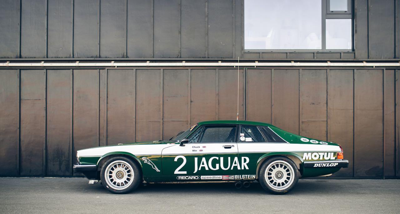 Jaguar XJS TWR... Un V12 dans la course ! 17