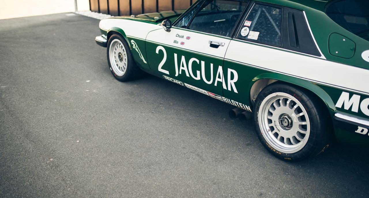 Jaguar XJS TWR... Un V12 dans la course ! 16