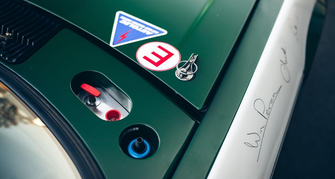 Jaguar XJS TWR... Un V12 dans la course ! 15