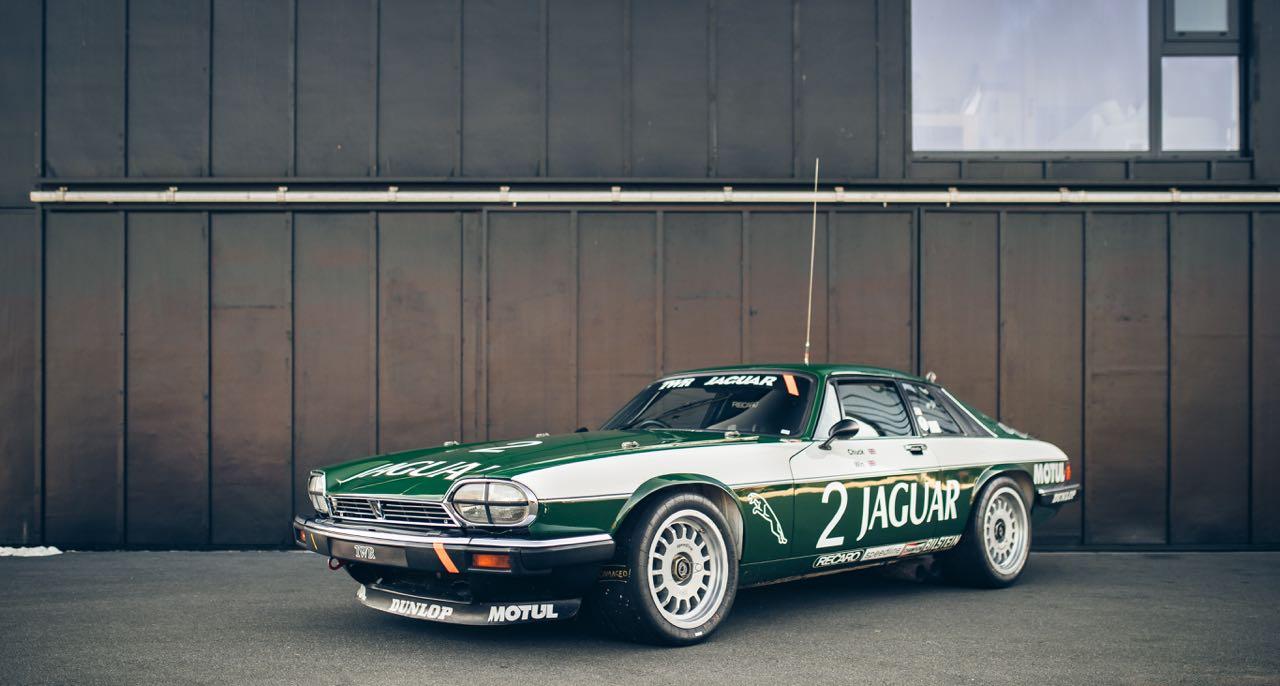 Jaguar XJS TWR... Un V12 dans la course ! 18