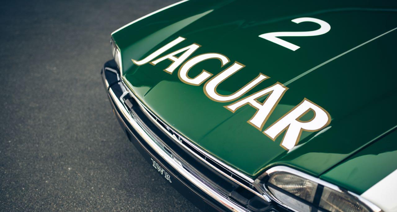 Jaguar XJS TWR... Un V12 dans la course ! 3