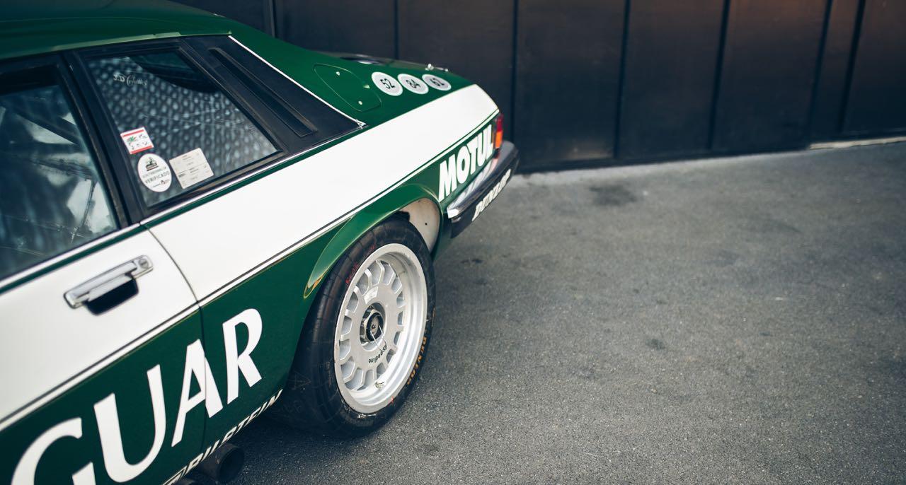 Jaguar XJS TWR... Un V12 dans la course ! 10