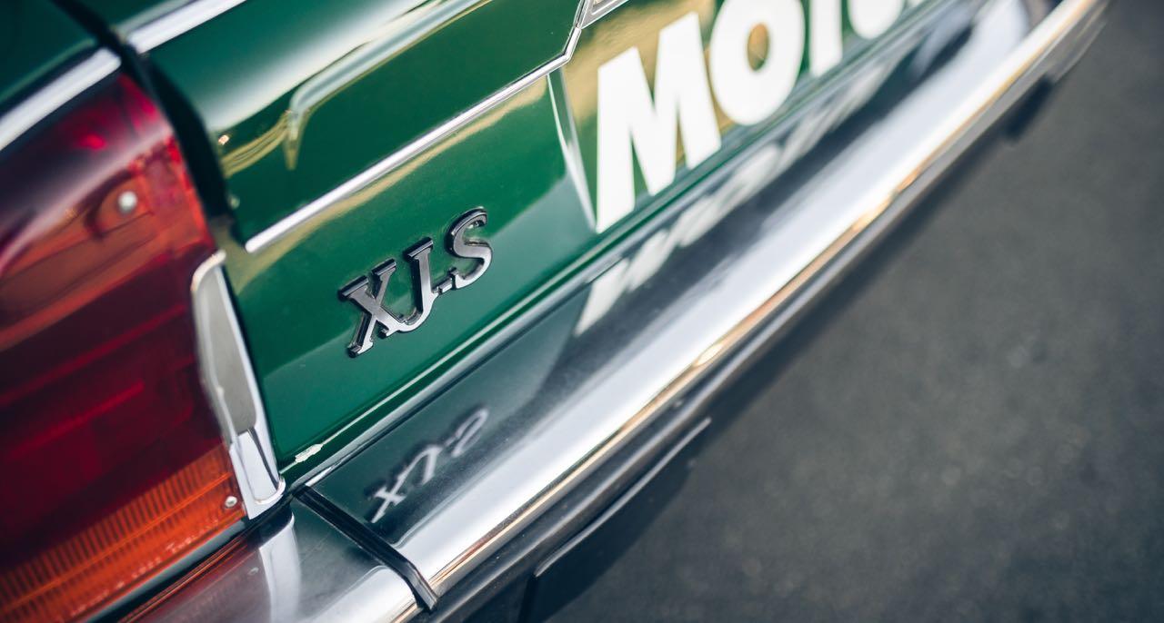 Jaguar XJS TWR... Un V12 dans la course ! 8