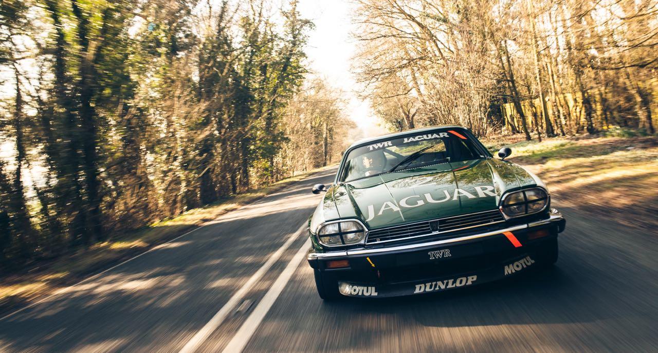 Jaguar XJS TWR... Un V12 dans la course ! 5