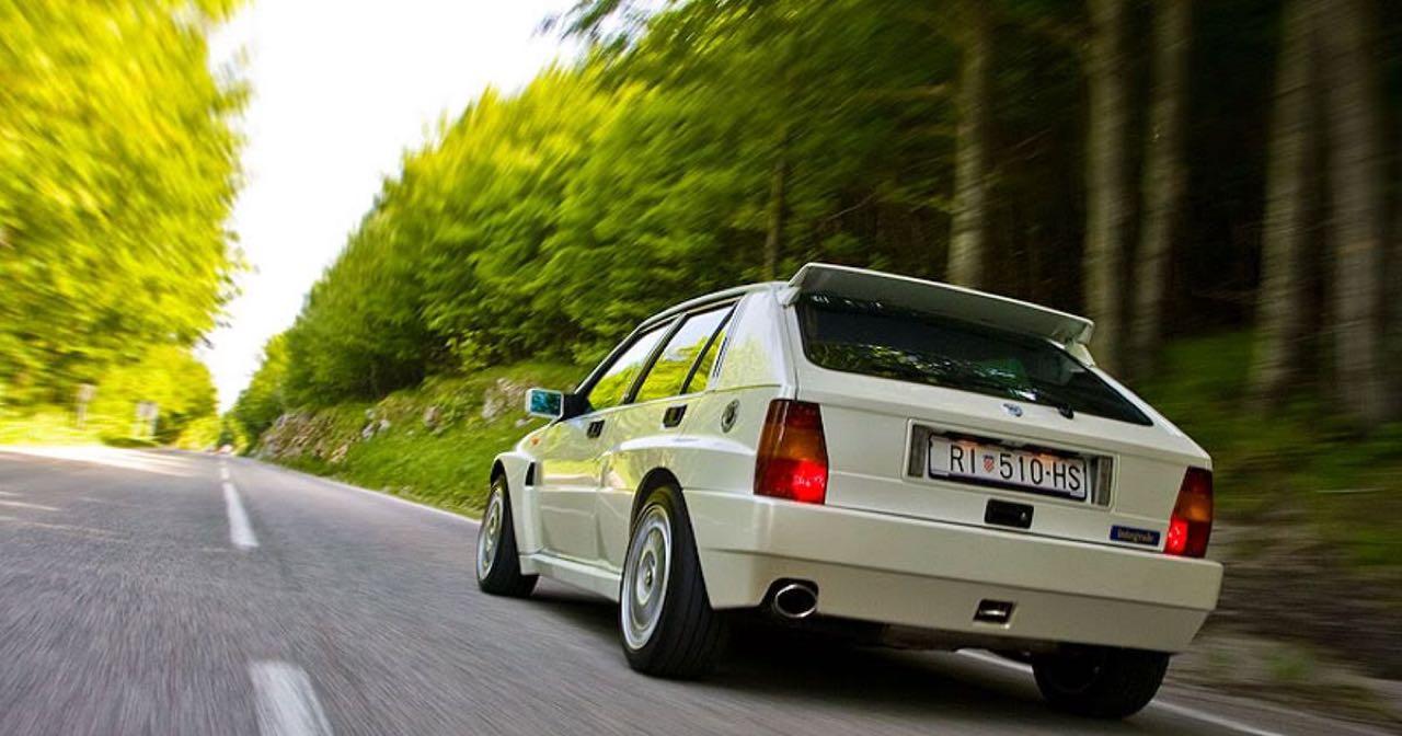 Lancia Delta Evo... La danse des séries limitées ! 39