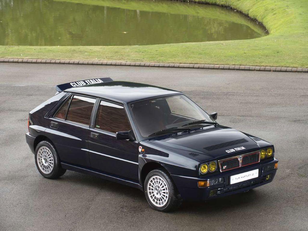Lancia Delta Evo... La danse des séries limitées ! 12