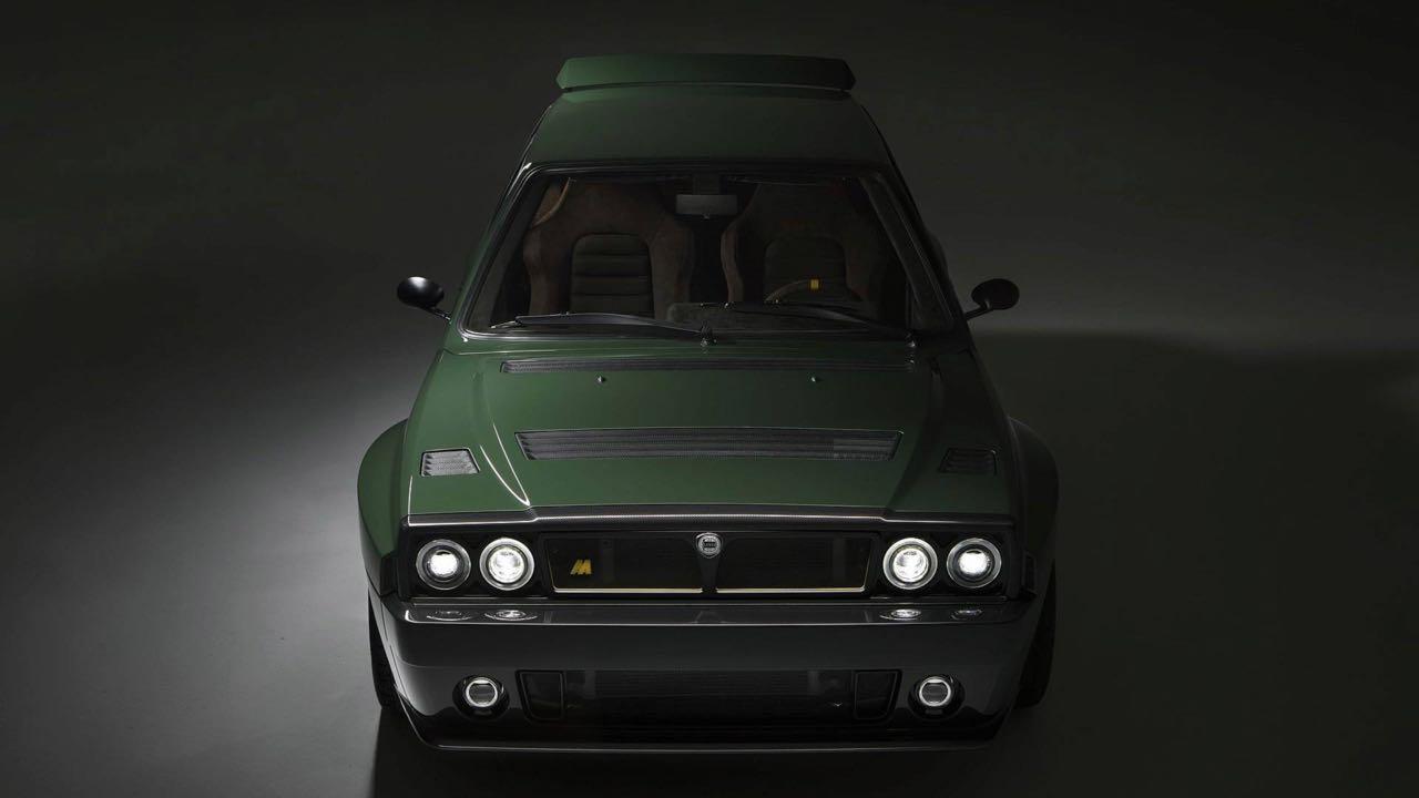 Lancia Delta Evo... La danse des séries limitées ! 57